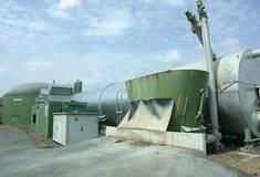 Biogasanlage, Foto: Volker Thies (cc 3.0), wikimedia commons