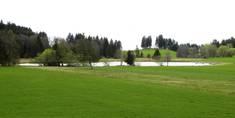Der bodenlose See zwischen Stötten und Steinbach