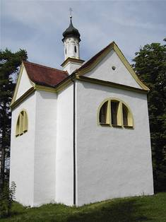 Die Kapelle Maria Steinach