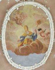 Nikolaus in der Krippkriche in Füssen