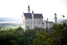 Das Aushängeschild des Ostallgäus: Schloss Neuschwanstein